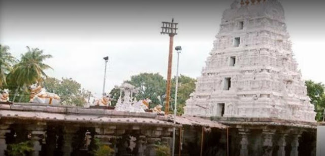 Srisailam Temple History
